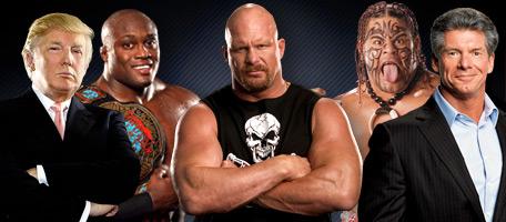 Wrestlemania23 - The Battle Of The Billionaires...