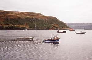 Isle of Skye - Portree Harbour