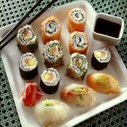 Sushi - My favorite food in the whole world.. Sushi..