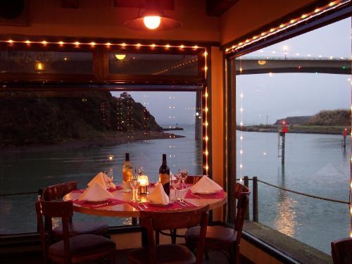 restaurant - restaurant view