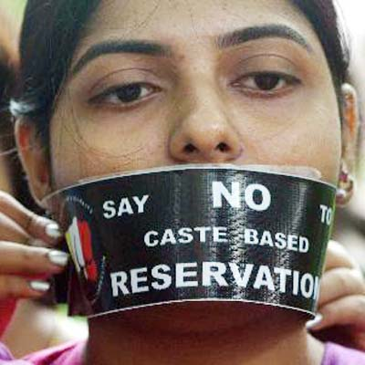 caste based poitics in india Caste was involved in politics from the 'vedic age' in india about 5000 years ago - 100% reservation for upper-castes in education - caste-based reservations from vedic age - brahmins only for priest, kshatriya for kings - special privilege.