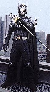 Kamen Rider Knight - Masked Rider Knight (Darkwing)