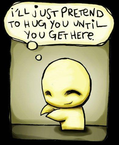 just reminiscing the times we use to have - a hug for each one of you!