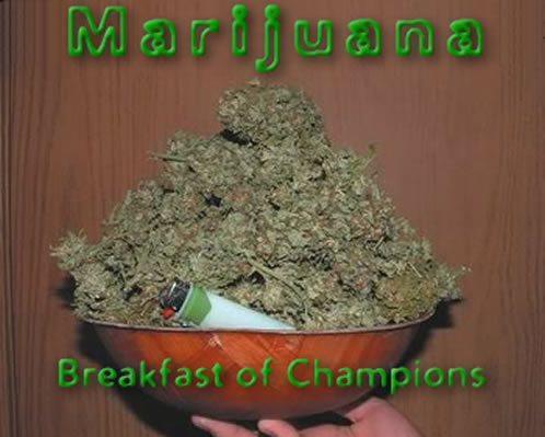 Marijuana - The best stuff grown on earth.