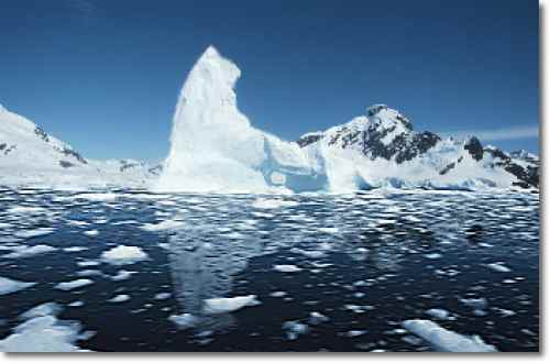 global warming - the end is near. Global warming is a fact that seems to be inevitable to happen.