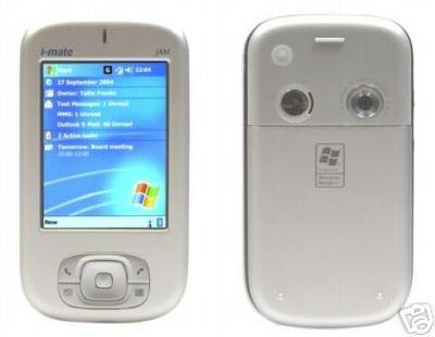 pda phone - this is an i-mate pda phone