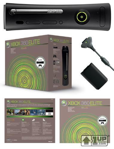 Elite - The New Xbox 360 Elite