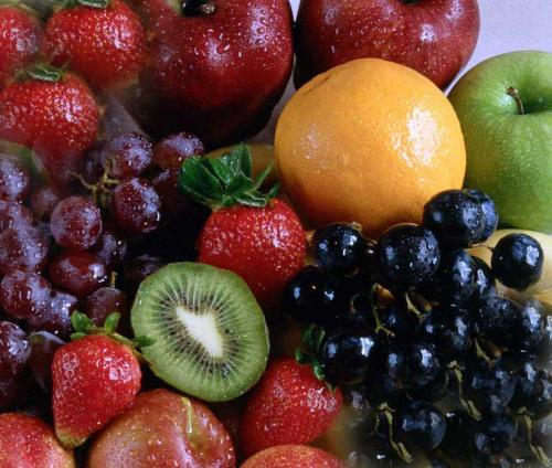 Fruits - Fruits are good for health