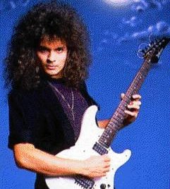 Vinnie Moore - Vinnie Moore in his hair days from the 80's.
