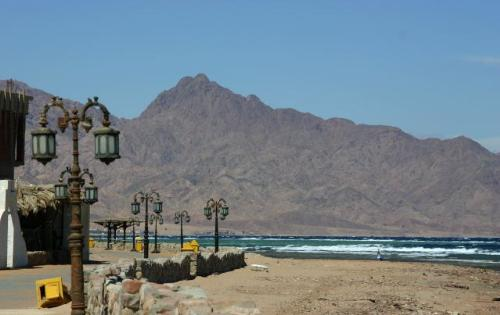 Egypt - Dahab Beach - Dahab Beach in Egypt