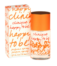 Clinique-happy to be - perfume