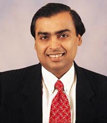 Per Minute Salary!!! Of Mukesh Ambani - Name:Mukesh Ambani