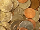 Coins - A photo of lots of change!