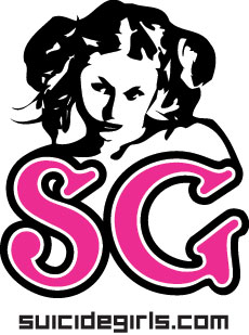 sg - Suicide Girls Logo