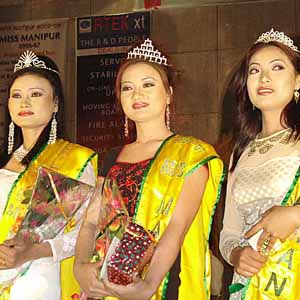 Miss Manipur Nude Photo