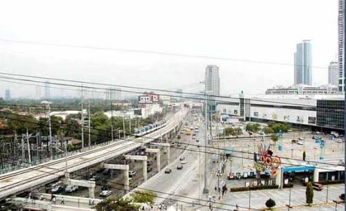 philippines - Metro Manila- MRT