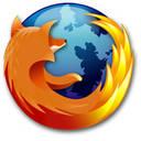 Firefox - The firefox logo.