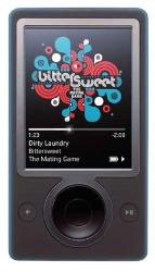 Zune share music wirelessly  - Zune