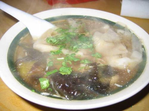 Chinese food wonton - very sweetness wonton