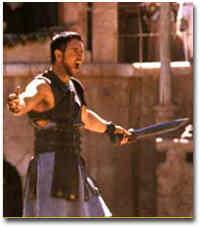gladiator - gladiator with the sword