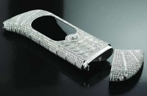 Goldvis'Le Million' - Most Expensive Mobile In The World 1 st