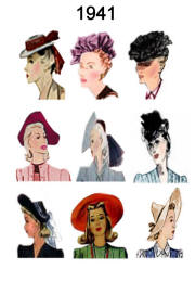 hats off - Lots of hats