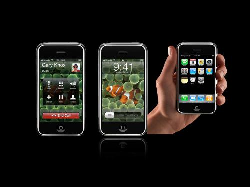 iphone - Advance cell