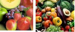 Fruits - Fruits are more acceptable than vegetables.