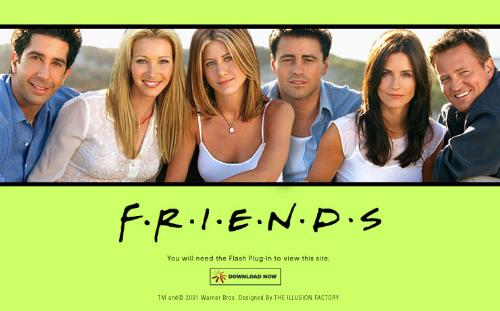 friends - What are friends for..