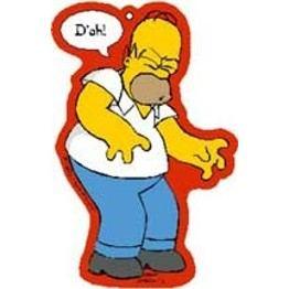 doh - homer simpson style