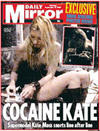 kate in cocaine - cocaine user