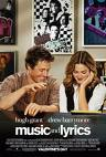 music & lyrics - it's the movie of drew barrymore and hugh grant. a love story