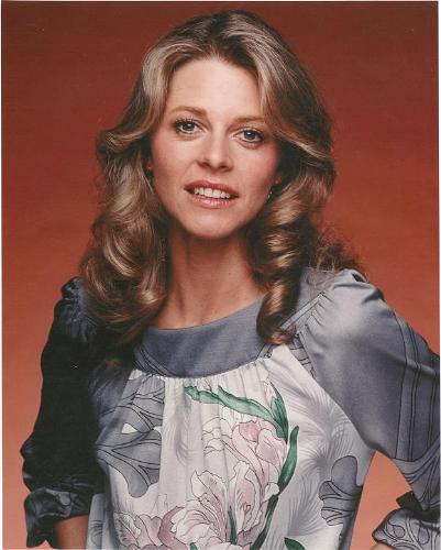 Bionic Woman - Image of Jamie Summers from the TV Show The Bionic Woman who was played by Lindsey Wagner. This show was a spin-off from the Six Million Dollar Man