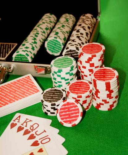 poker - can we live from gambled