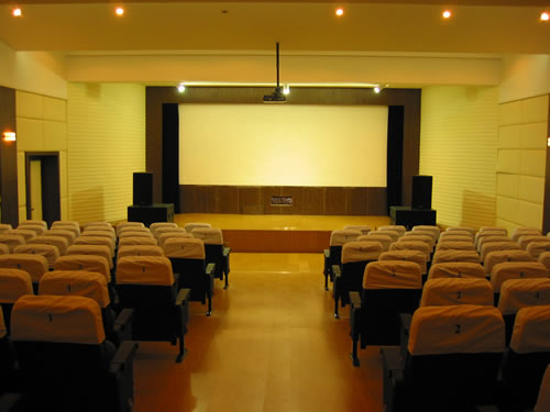 movie hall  - picture of a movie hall