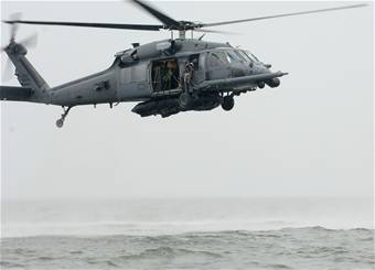 rescue helicopters  - miracle is that helicopters fly