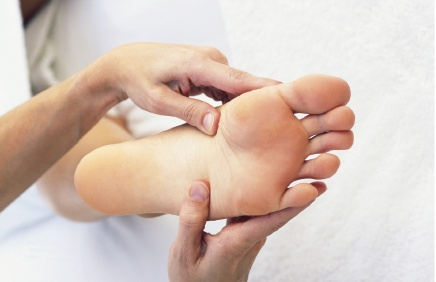 Foot Massage - There's nothing quite like a good foot massage.