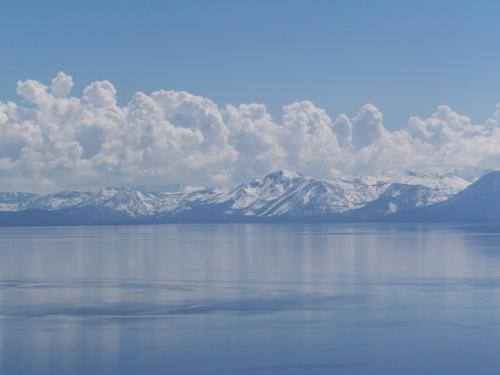 Lake Tahoe - This is Lake Tahoe. If you have never been you should go/!