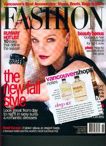 Made Up Fashion Magazine Names