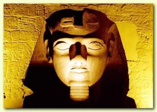 Luxor Temple at Night - Luxor Temple at Night , egypt