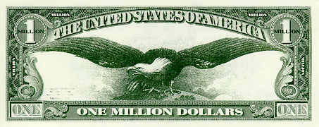 bad money - One million dollar?