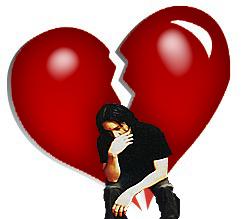 NIN-broken heart - one of my own creation...