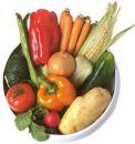 raw vegies - vegies