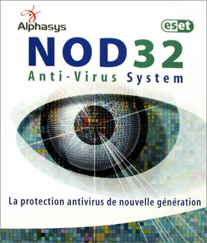 anti virus nod 32  - a very efficient anti virus