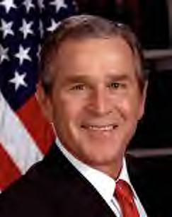 George W. Bush - Sick and Tired of people putting down my president!