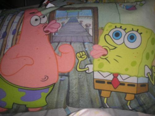 sponge bob - square pants