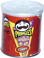 pringles - small can of Pringles