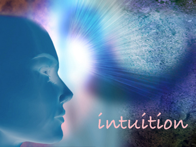 Intuition - Person having intuition about something