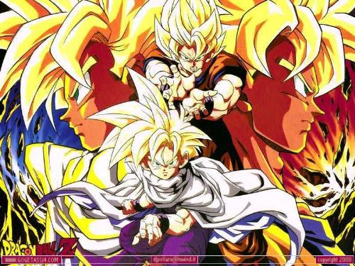 Goku or Gohan?? - Goku may achieve high levels @ a spot but gohan can achieve it quickly....
