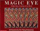 Book of Magic Eye (games?) - Are you able to see the hidden images in these games? I never have been able to.  Books, Calendars, and the like can be found at bookstores and libraries everywhere...